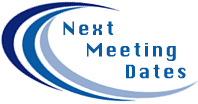 Next Meeting Dates